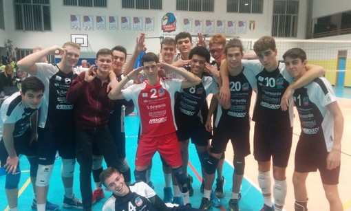 Volley maschile Serie C: la BAM Mercatò Cuneo supera Val Chisone al tie-break