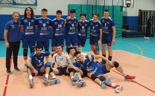 Volley maschile Serie C: CO.GA.L. Savigliano supera al tie-break Val Chisone