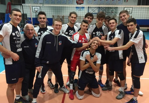 Volley maschile Serie C: Cuneo batte Biella al tie-break