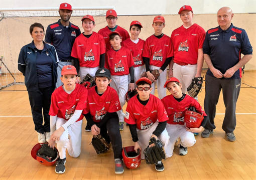 Baseball U15: Skatch Boves Baseball in trasferta a Moncalieri