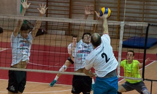 Volley maschile Serie C: il Villanova VBC Mondovì si arrende all'Acqui